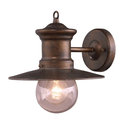 Victor 1-Light Outdoor Barn Light