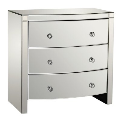 Stark 3 Drawer Media Chest