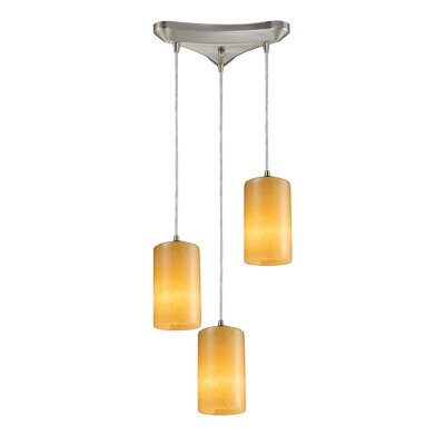 Millbrook 3-Light Pendant