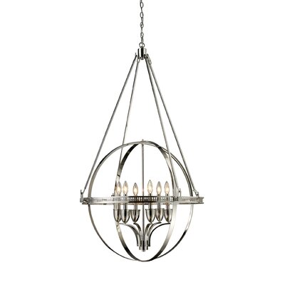 Tanya 6-Light Globe Pendant