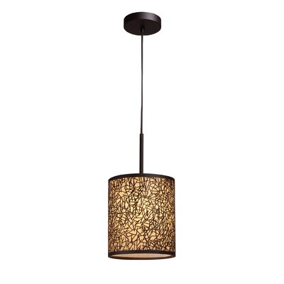 Michaelson 1-Light Drum Pendant