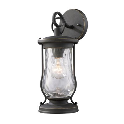 Farmstead 1-Light Outdoor Wall Lantern