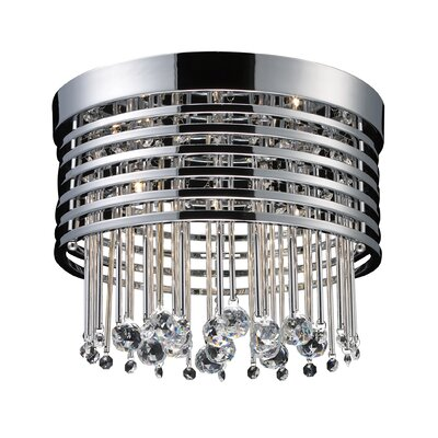 Dreyer 5-Light Flush Mount