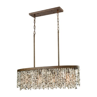 Stanton 4-Light Foyer Pendant