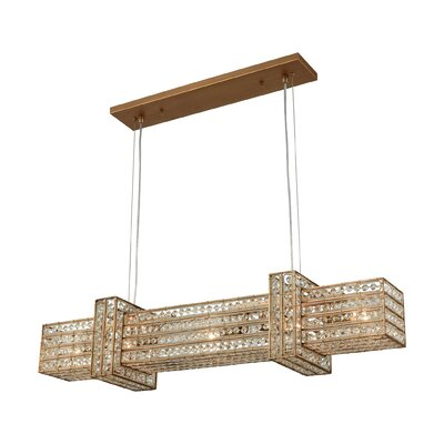 Riker 5-Light Kitchen Island Pendant