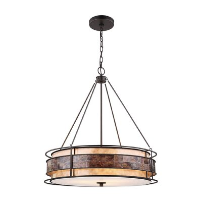 Allison 3-Light Drum Pendant
