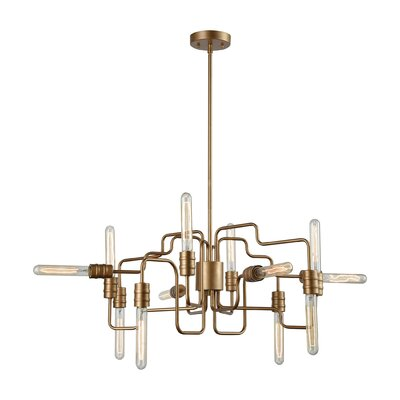 Camila 12-Light Sputnik Chandelier