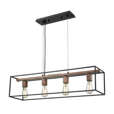 Craigsville 4-Light Kitchen Island Pendant