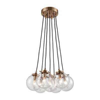 Monaca 7-Light Cluster Pendant