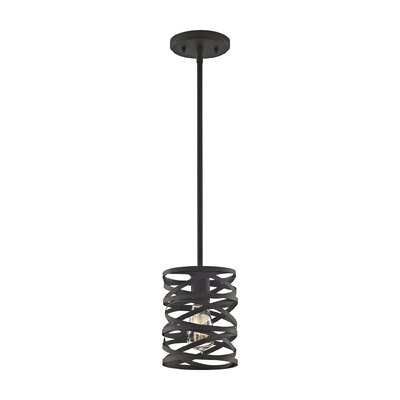 Bazemore 1-Light Mini Pendant