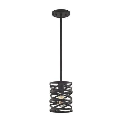 Bazemore 1-Light Mini Pendant