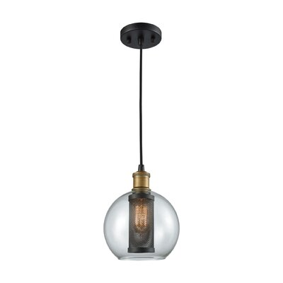 McEwan 1-Light Mini Pendant