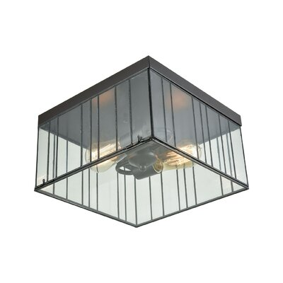 Byford 2-Light Flush Mount