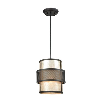 Ponce 1-Light Drum Pendant
