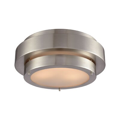 Albany 3-Light Flush Mount