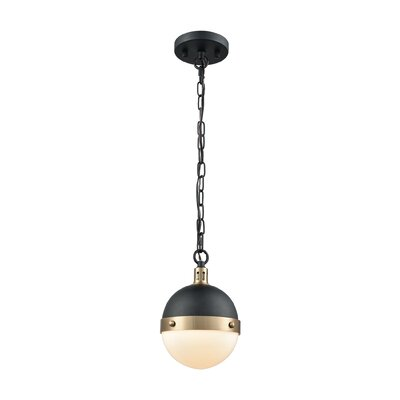 Riles 1-Light Mini Pendant