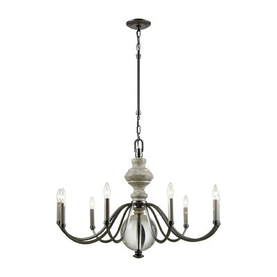 Meng 9-Light Candle-Style Chandelier
