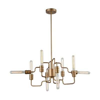 Camila 8-Light Sputnik Chandelier
