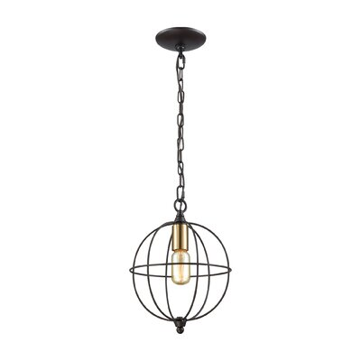 Cogdill 1-Light Foyer Pendant