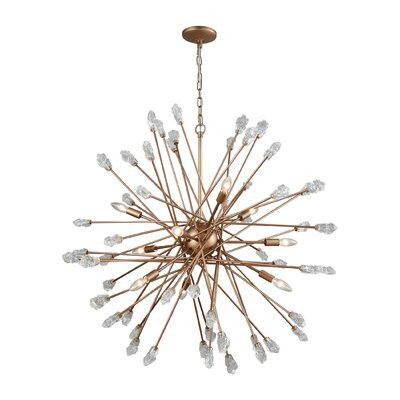Smythe 9-Light Sputnik Chandelier