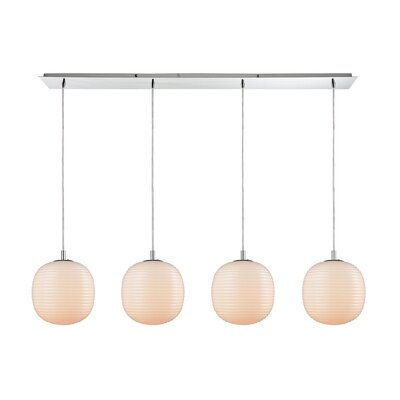 Crowder 4-Light Kitchen Island Pendant