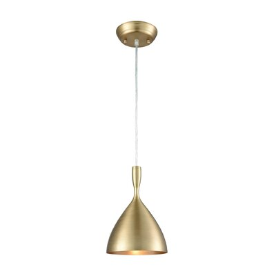 Celise 1-Light Inverted Pendant