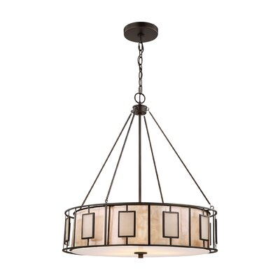 Arleta 3-Light Drum Pendant