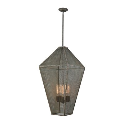 Zonia 5-Light Foyer Pendant