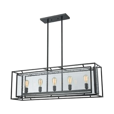 Costigan 5-Light Kitchen Island Pendant