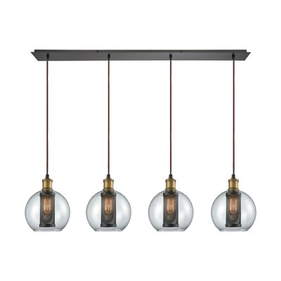 McEwan 4-Light Kitchen Island Pendant