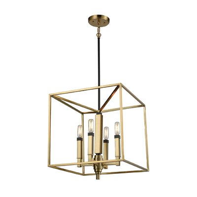 Sweetwater 4-Light Foyer Pendant