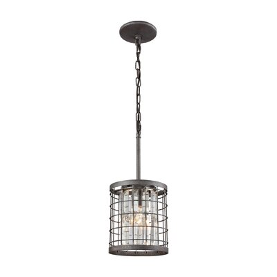 Chilson Crystal 1-Light Mini Pendant