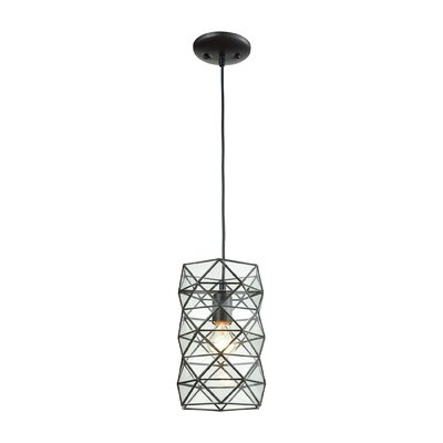 Carolan 1-Light Foyer Pendant