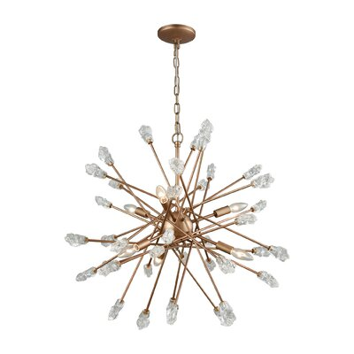 Smythe 6-Light Sputnik Chandelier