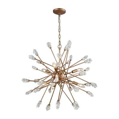 Smythe 6-Light Sputnik Chandelier