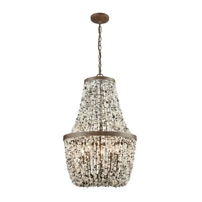 Stanton 5-Light Candle-Style Chandelier