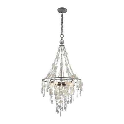 Reid 5-Light Crystal Chandelier