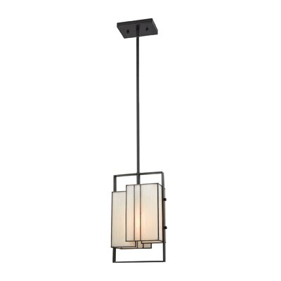Blackston 1-Light Mini Pendant