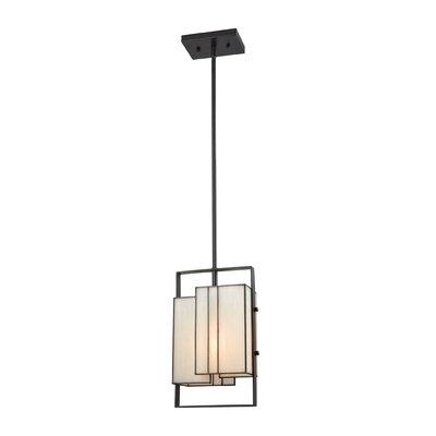 Blackston 1-Light Mini Pendant