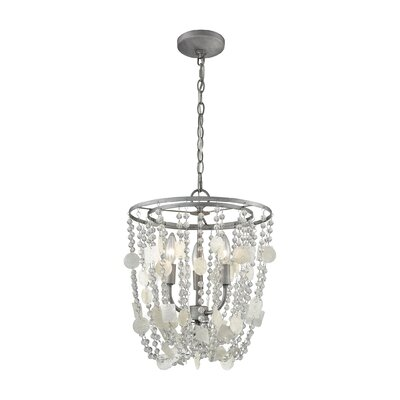 Reid 3-Light Candle-Style Chandelier