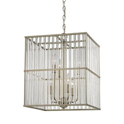 Bently 6-Light Foyer Pendant