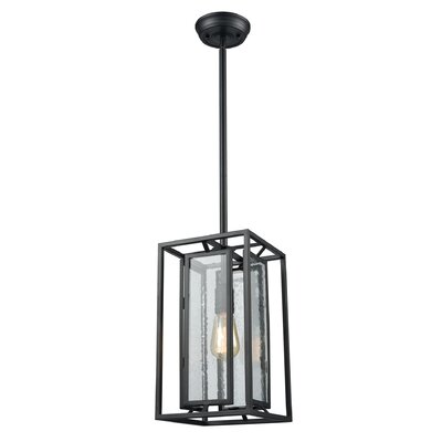 Costigan 1-Light Foyer Pendant