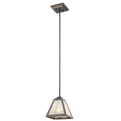 Bryar 1-Light Mini Pendant
