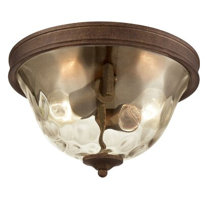 Eastlake 2-Light Flush Mount