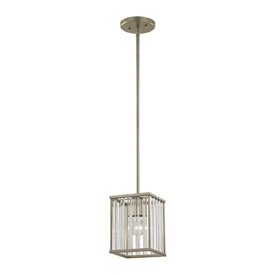 Bently 1-Light Mini Pendant