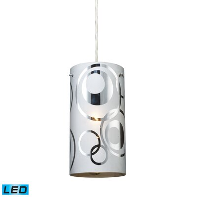 David 1-Modern Light LED Mini Pendant