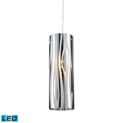 David 1-Light LED Mini Pendant