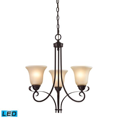 Briana 3-Light Mini Chandelier