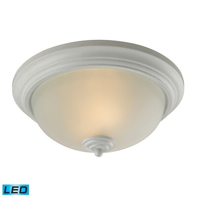 Merrill 3-Light LED Flush Mount