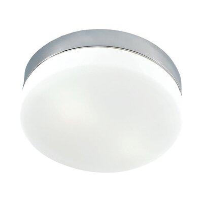 Dishon Disc 2-Light Flush Mount